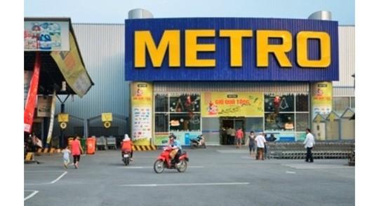 Metro Việt Nam đổi tên mới, hợp nhất với Big C Thái Lan