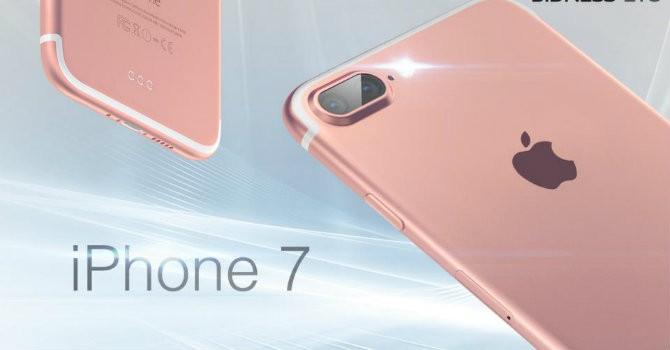 Chưa ra mắt, iPhone 7 đã lộ giá bán - khai tử bản 16GB