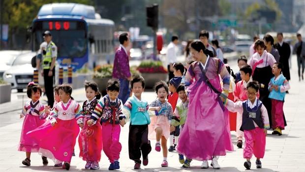 Một Hàn Quốc không hậu duệ?