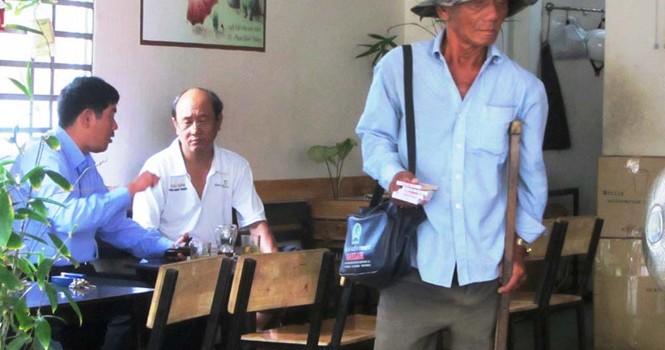 Bị phạt vì bán vé số miền Nam ở Ninh Thuận