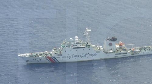 Philippines tung ảnh tố cáo Trung Quốc tại hội nghị ASEAN