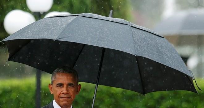 Chuyến đi châu Á cuối cùng nhiều cảm xúc của ông Obama
