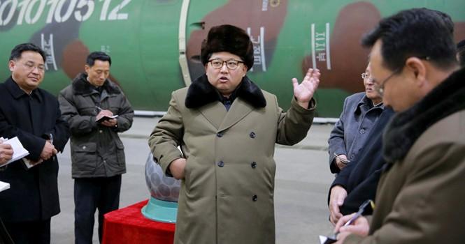 Triều Tiên động đất, do vừa thử hạt nhân lần 5?
