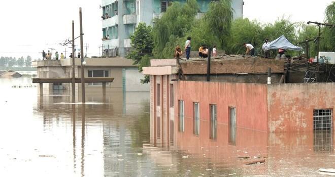 133 người chết trong trận lụt lớn nhất từ 1945 ở Triều Tiên