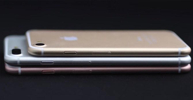 iPhone 7 liên tiếp gặp lỗi, gây khó người dùng