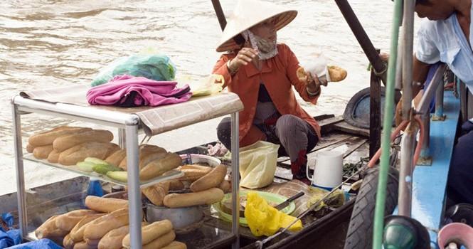 Quảng bá du lịch bằng bánh mì
