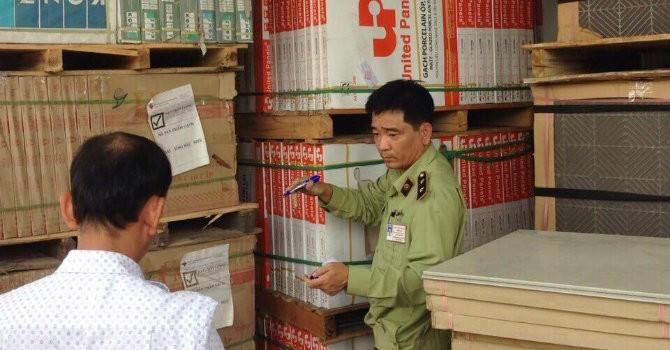 Công an Đồng Nai kiểm tra hành vi gian lận thương mại của Công ty Chang Yih