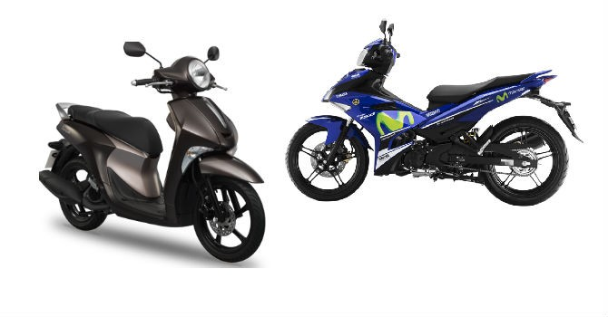 """Sau Honda, Yamaha cũng bị """"làm giá"""" xe đắt khách"""