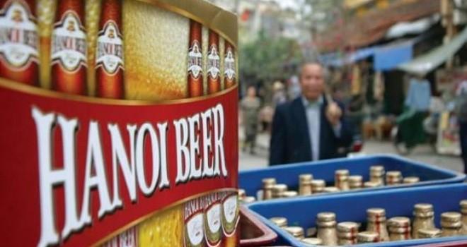 Cẩn thận kẻo có ngày người Việt không còn thấy Bia Hà Nội, Vodka xanh