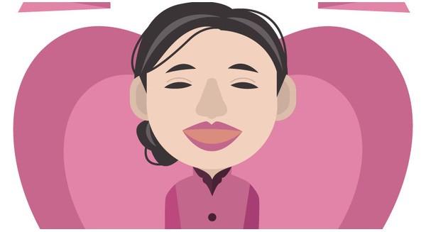 """Rose Gong - Người phụ nữ được mệnh danh là """"Dragon girl"""" nổi danh trong giới startup Trung Quốc"""