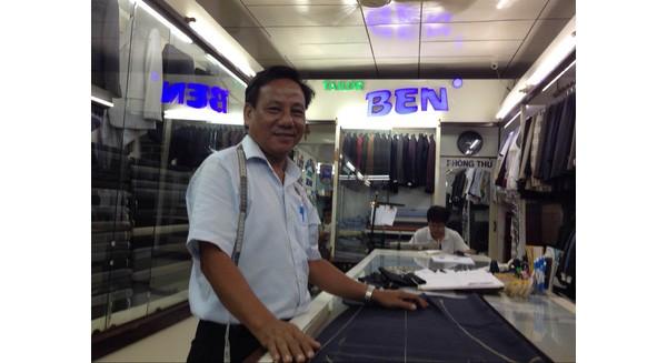 Triết lý kinh doanh của ông chủ tiệm may 30 năm ở Sài Gòn