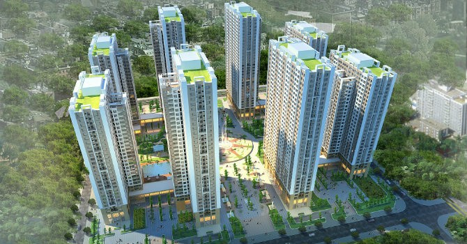 Chính thức ra mắt dự án An Bình City