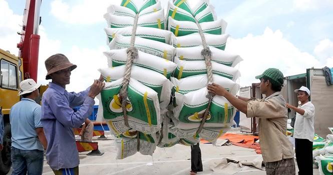 Xây thương hiệu gạo Việt trên giống ngoại