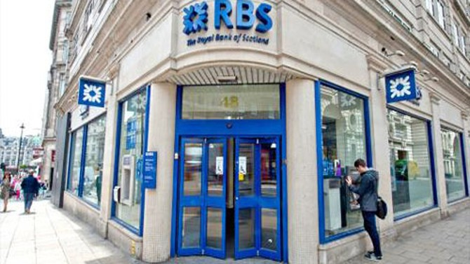 Án phạt 1,1 tỷ USD của Ngân hàng Royal Bank of Scotland