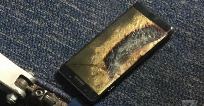 Samsung Galaxy Note 7 đã đổi có thể bị thu hồi lần 2?