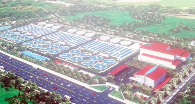 Hà Nội: 800 triệu USD xây hệ thống xử lý nước thải