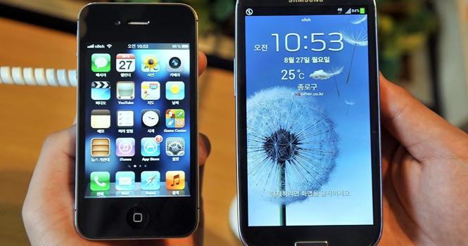 Samsung bị buộc bồi thường gần 120 triệu USD cho Apple