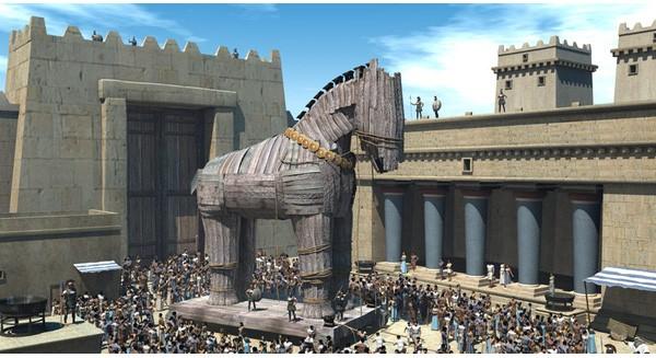"""Bài học """"Ngựa gỗ thành Troy"""": Google chỉ lấy Pixel làm ngựa gỗ"""