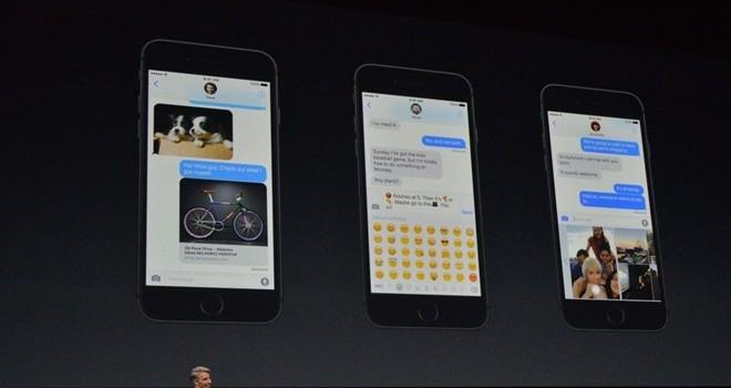iMessage trói chặt người dùng Apple
