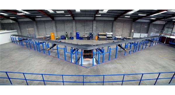 Facebook sẽ thử nghiệm hệ thống drone truyền Internet ở trụ sở chính của công ty