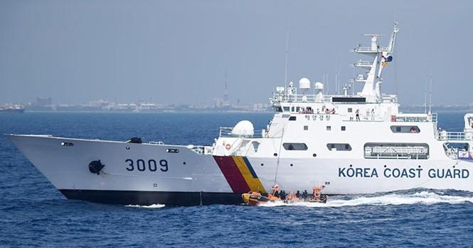 Hàn Quốc mạnh tay trị tàu Trung Quốc đánh cá trái phép