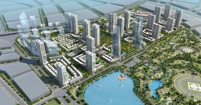 The Manor Central Park và mô hình đô thị sinh thái ở trung tâm Hà Nội