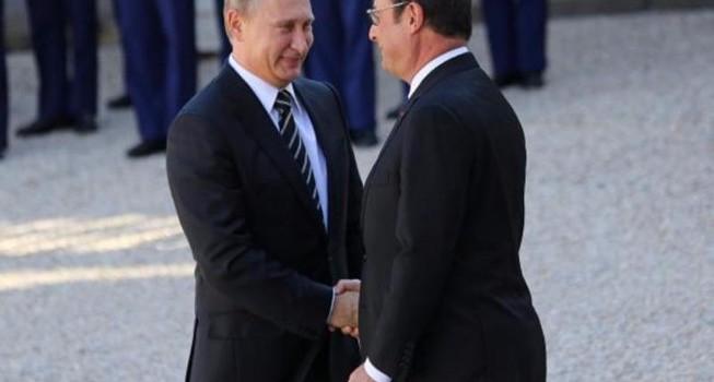 Putin hủy đến Pháp vì bị gọi phạm tội ác chiến tranh