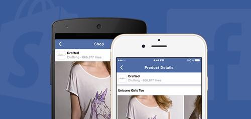 Mua hàng từ ứng dụng Facebook Messenger