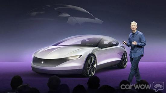 Lãnh đạo xung đột - Apple khải tử dự án xe đầy tham vọng
