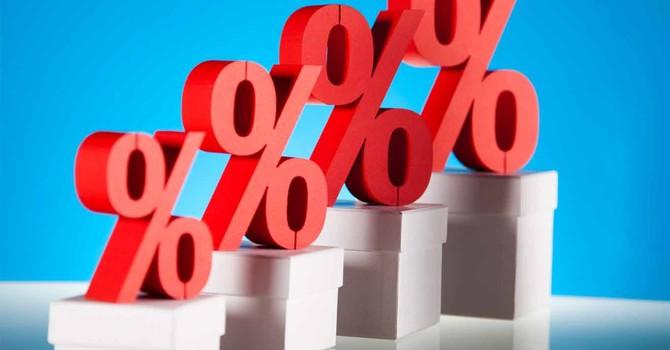 Thị trường thiết lập mặt bằng lãi suất mới