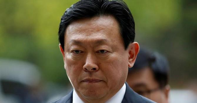 Hàn Quốc sẽ truy tố người sáng lập Lotte
