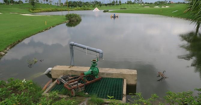 Sài Gòn sẽ xây 103 hồ để chống ngập?