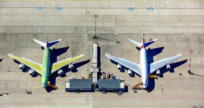 Airbus đuổi sức trong cuộc đua với Boeing