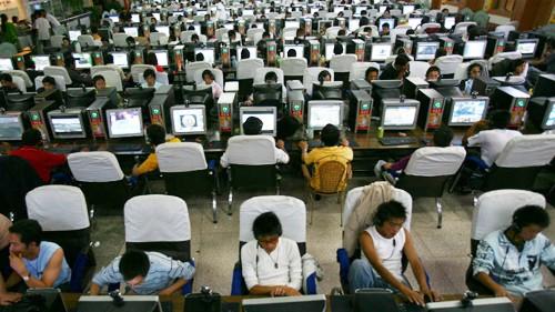 Trung Quốc là quốc gia cuồng game nhất thế giới