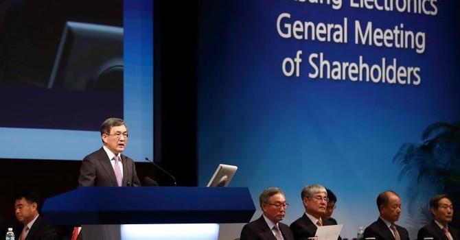 CEO Samsung Electronics: Samsung phải học từ khủng hoảng