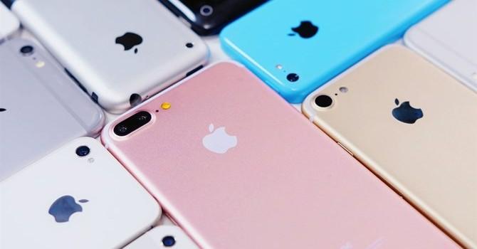 Vì sao doanh số iPhone 7 tại Trung Quốc giảm mạnh?