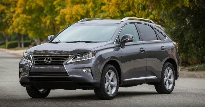 Lỗi túi khí, Toyota triệu hồi xe sang Lexus