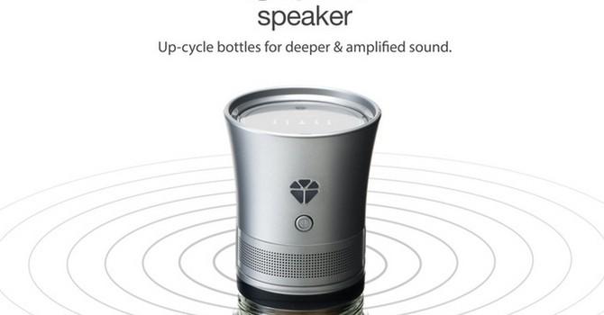 Biến chai thủy tinh thành loa Bluetooth