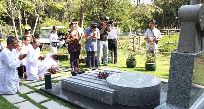 Một dự án không rõ nghĩa trang hay công viên