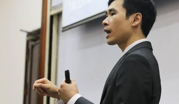 Mô hình viện nghiên cứu tài chính đẳng cấp quốc tế của Giáo sư 31 tuổi