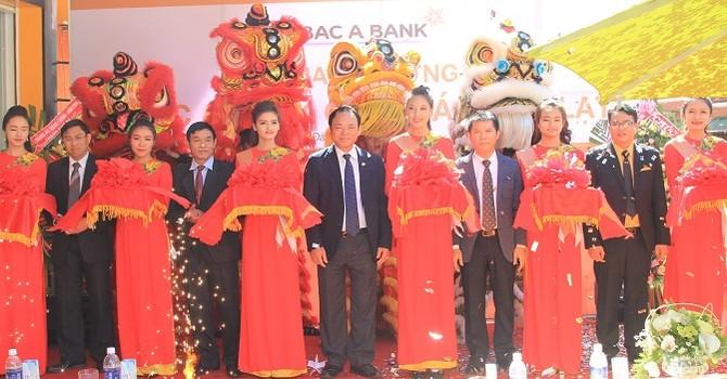 BAC A BANK khai trương Chi nhánh tại Đà Lạt