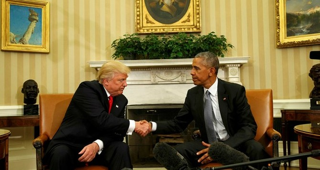 Ông Trump ngỡ ngàng trước danh sách công việc của tổng thống