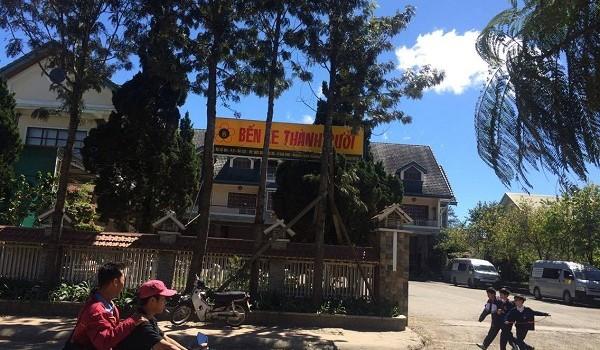 Bến xe số 5 Lữ Gia: Sở GTVT gian dối với UBND tỉnh Lâm Đồng