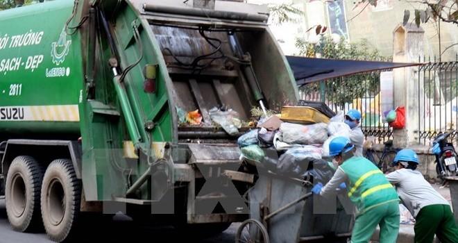 Chất thải rắn đô thị: Giải pháp nào tháo gỡ bất cập?