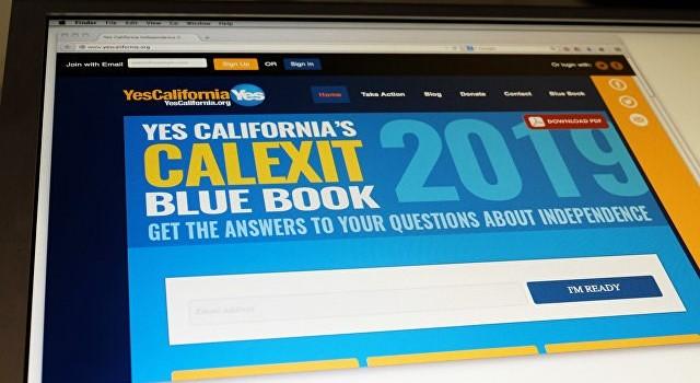 """Nhóm ủng hộ """"tách bang California khỏi nước Mỹ"""" đi những bước đầu tiên"""