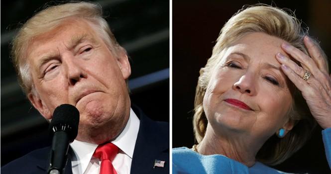 Ông Trump không truy cứu bà Clinton vụ email