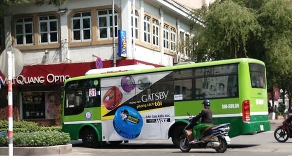 Xe buýt đã kiếm được tiền tỷ