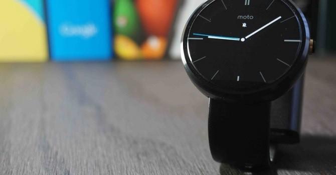 Motorola chưa có kế hoạch cho Moto 360 thế hệ tiếp theo