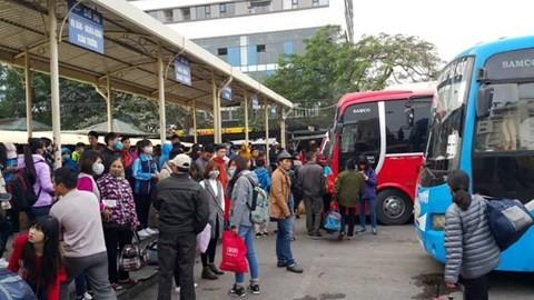 """Doanh nghiệp vận tải """"không chở khách"""" muốn """"nói chuyện"""" với Chủ tịch Hà Nội"""