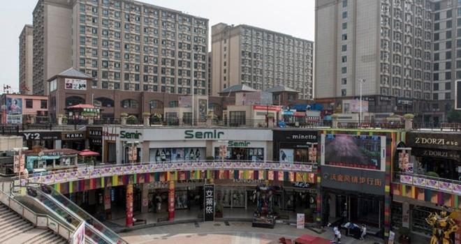 Thành phố iPhone: Khi vòng tay Trung Quốc hết ấm áp